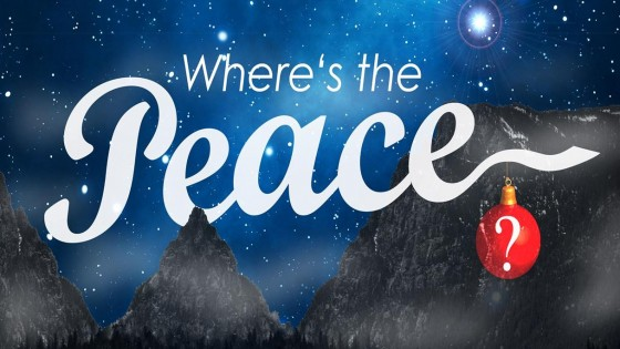 Where's the Peace?