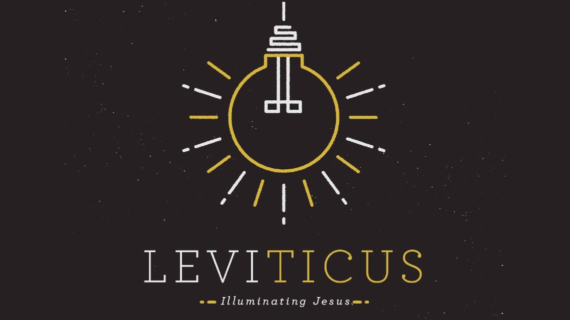 Leviticus – Illuminating Jesus