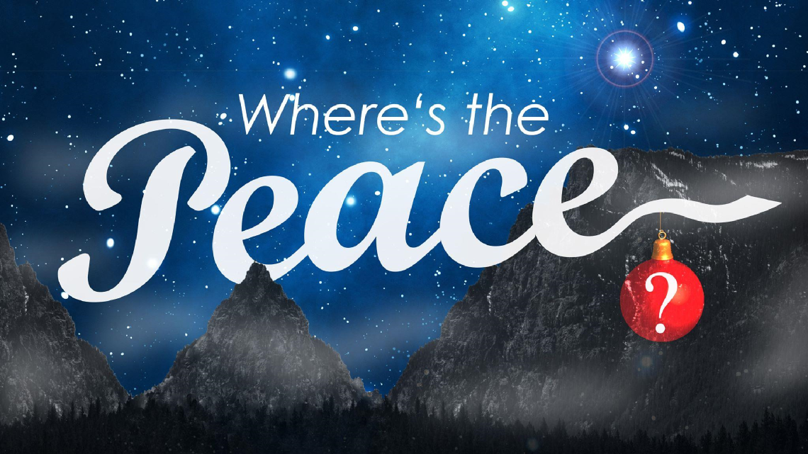 Series: Where's the Peace?