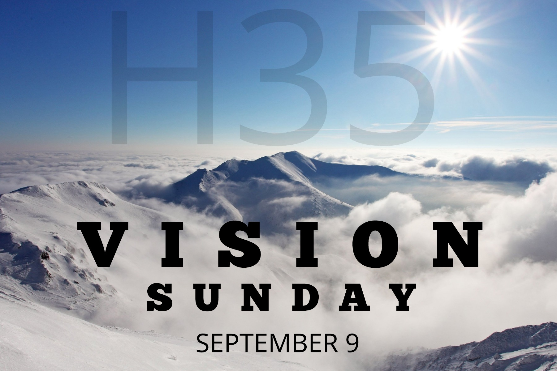 Series: Vision Sunday