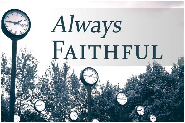 Series: Always Faithful